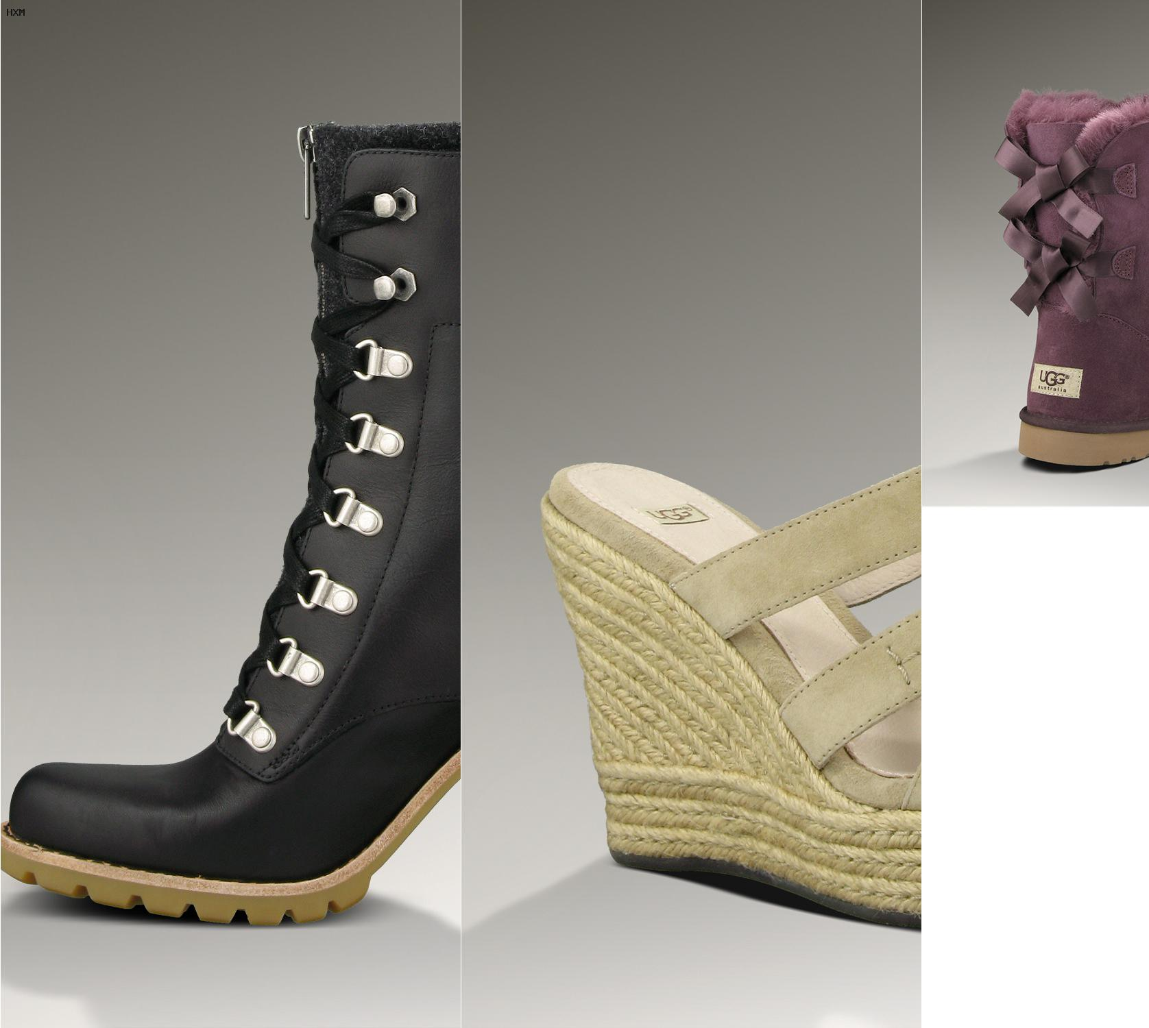boots femme facon ugg