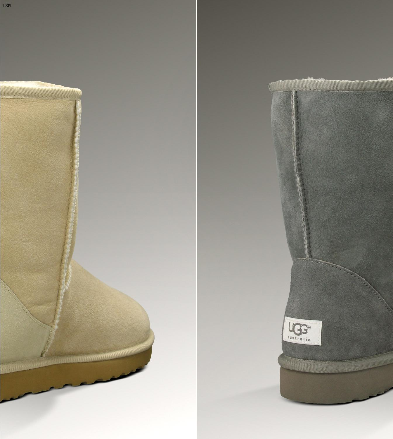 bottes ugg taille 35