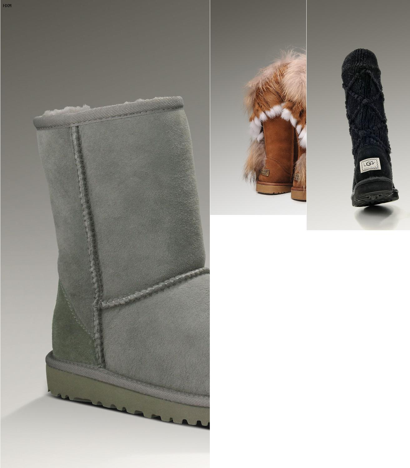 comment nettoyer les chaussures ugg