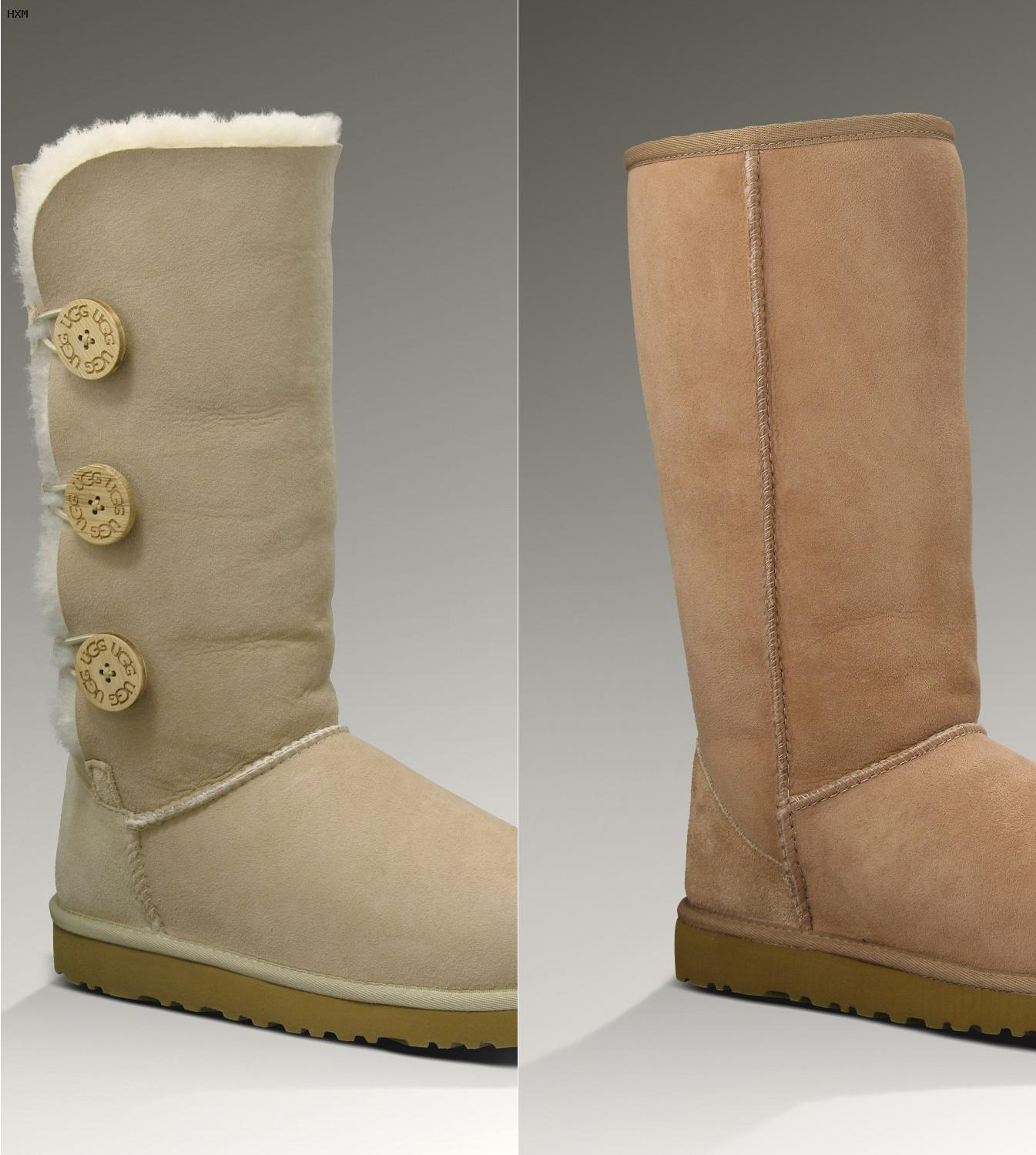 ugg basse grise clair