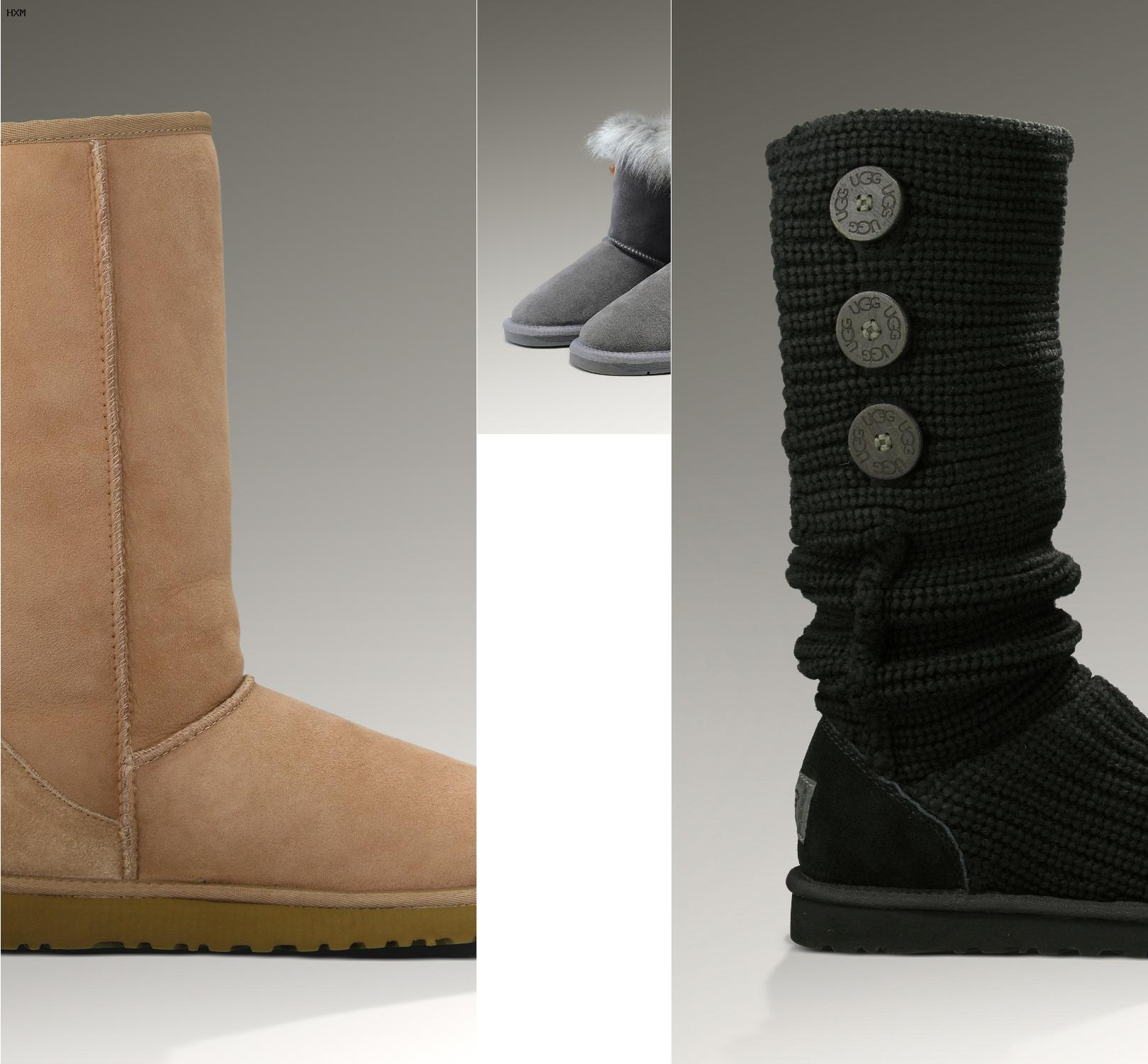 ugg bleues marines
