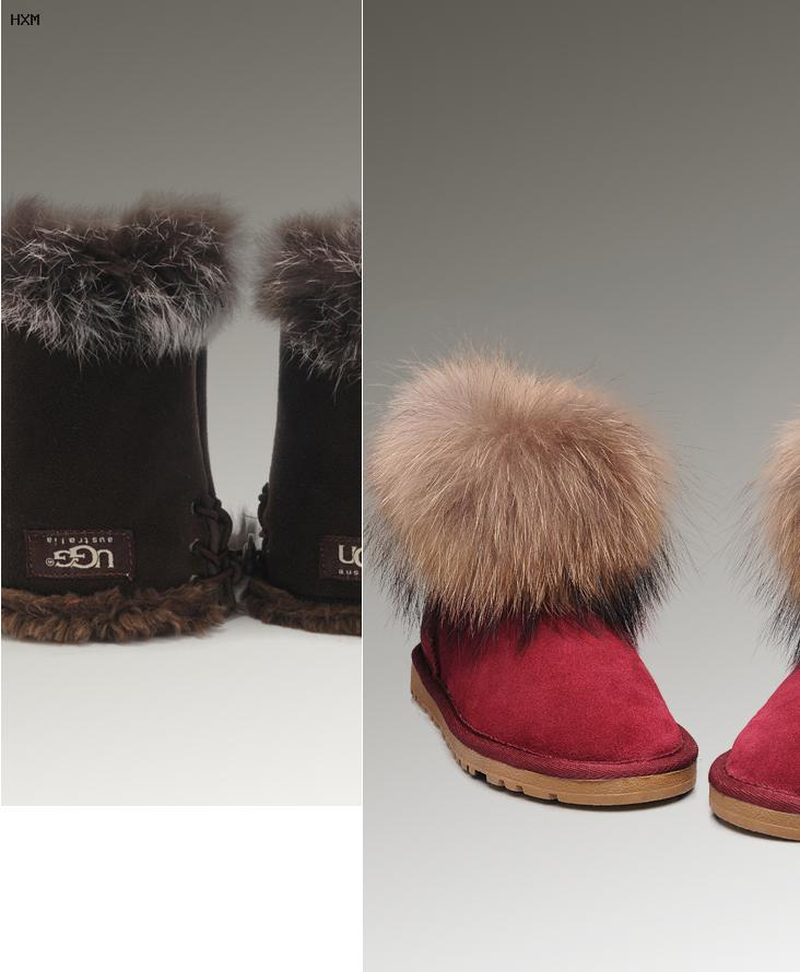 ugg courire