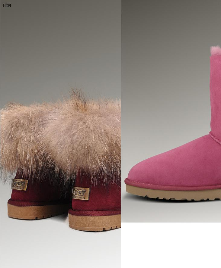ugg femme cuire