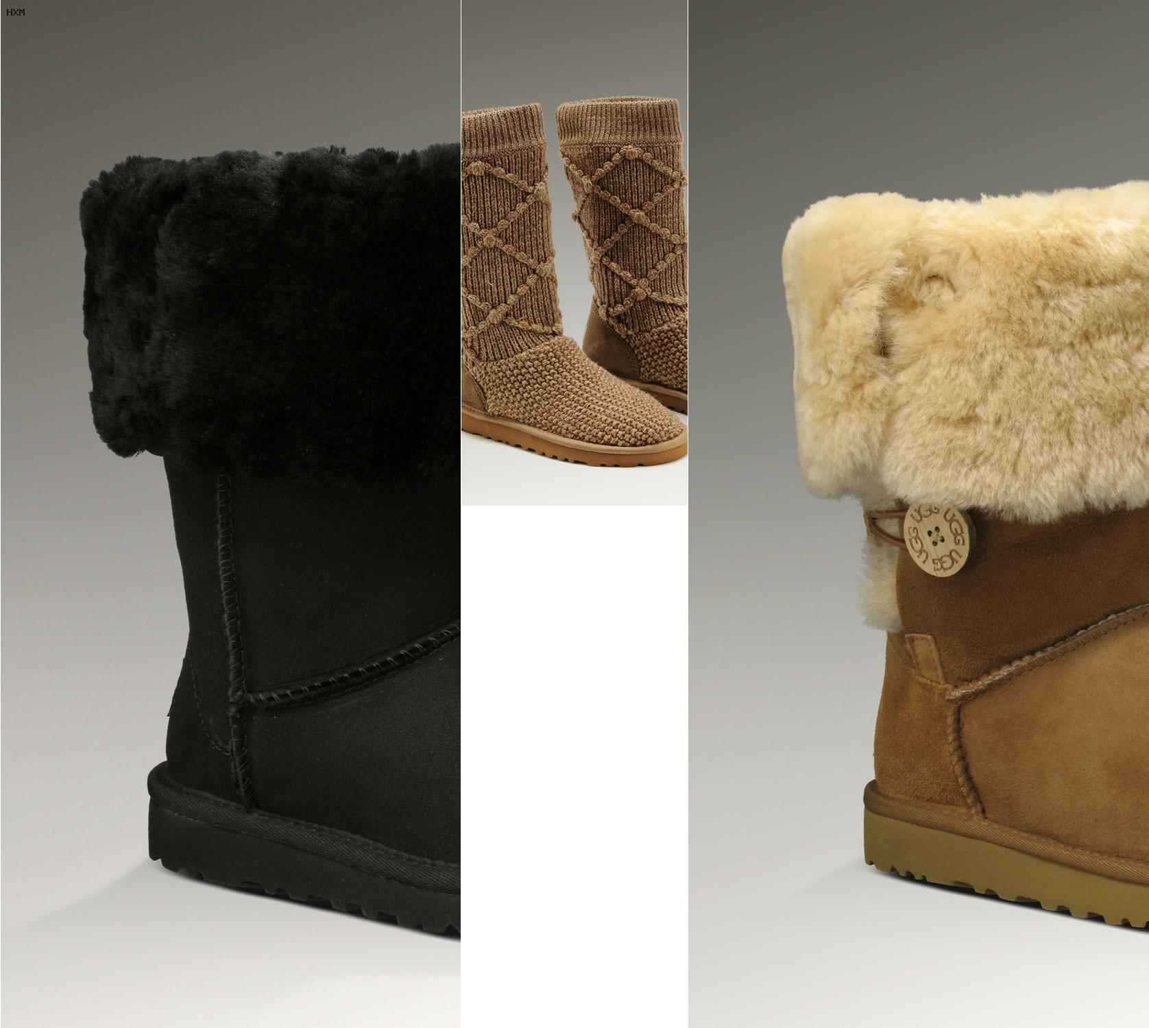 ugg mini bailey bow marron